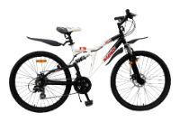 Велосипед Stark Indy FS Disc (2010)