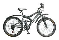Велосипед Stinger Х22322 Bomber SX150 24