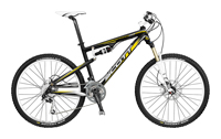 Велосипед Scott Spark 50 (2010)
