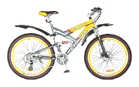 Велосипед Stinger Х27391 Tornado