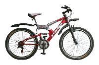 Велосипед Stinger Х22323 Bomber SX150 24