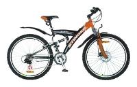 Велосипед Stinger Х20824 Fighter SX300D