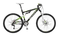 Велосипед Scott Spark 60 (2011)