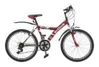 Велосипед Top Gear Unlimited 210 (ВМЗ24017)