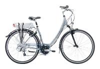 Велосипед TREK T80+ Lowstep Euro (2010)