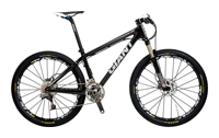 Велосипед Giant XTC Advanced SL 0 (2010)
