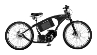 Велосипед PG-Bikes Dark Basic (2011)