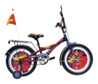 Велосипед Navigator Spider-Man (ВМЗ20018)