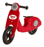 Велосипед Tidlo T-0175 Red Scooter