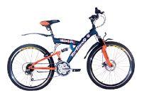 Велосипед Top Gear Neon 220D (ВМЗ26034)